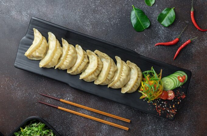 Prepare Potato-cheese Momos At Home in Minutes!